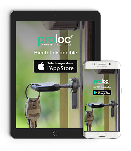 Application proloc pour smartphone bientôt disponible